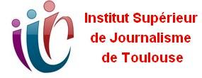 Logo Institut Supérieur de Journalisme de Toulouse (ISJT)